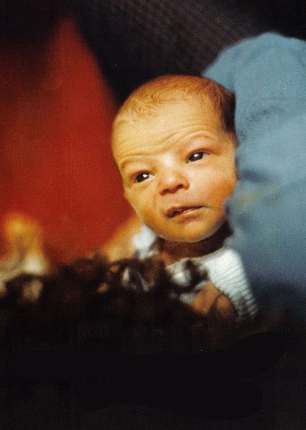 Konzept Gesundheit Berlin Bild von Baby